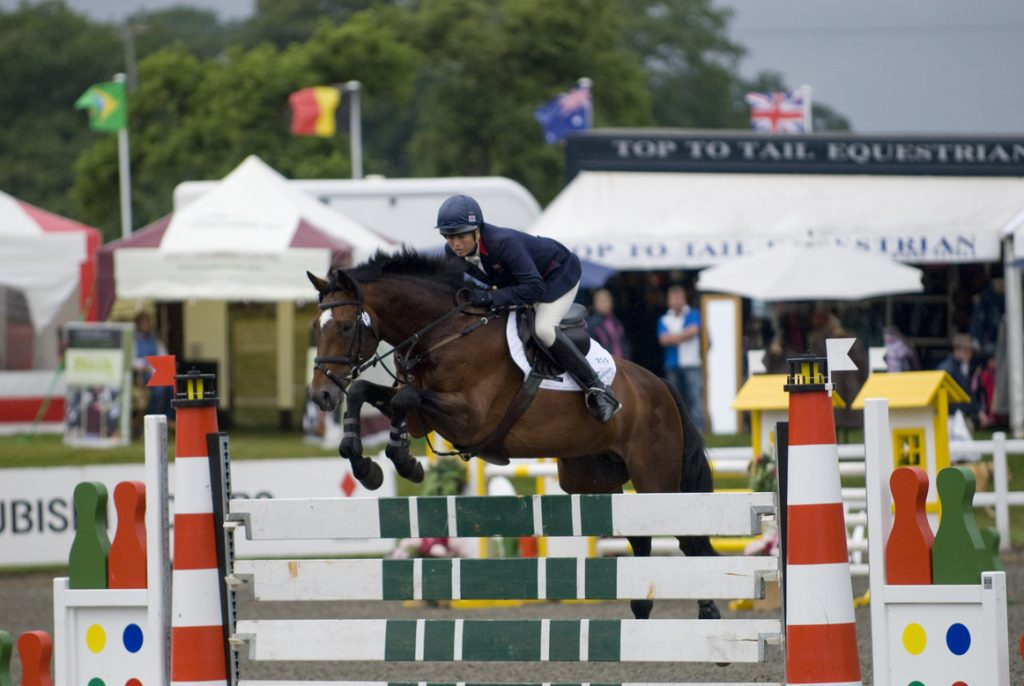 We have availability for Burghley Horse Trials!