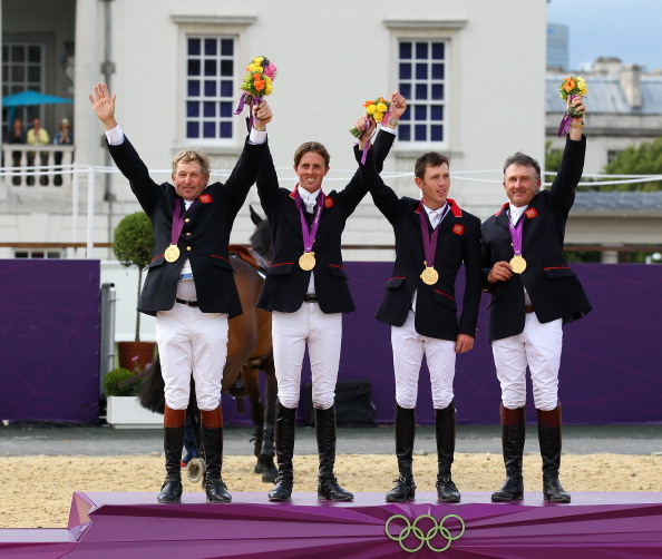 Burghley Horse Trials Welcomes Olympic Riders!