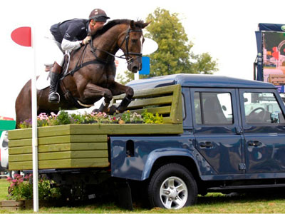 Burghley Horse Trials Starts Today