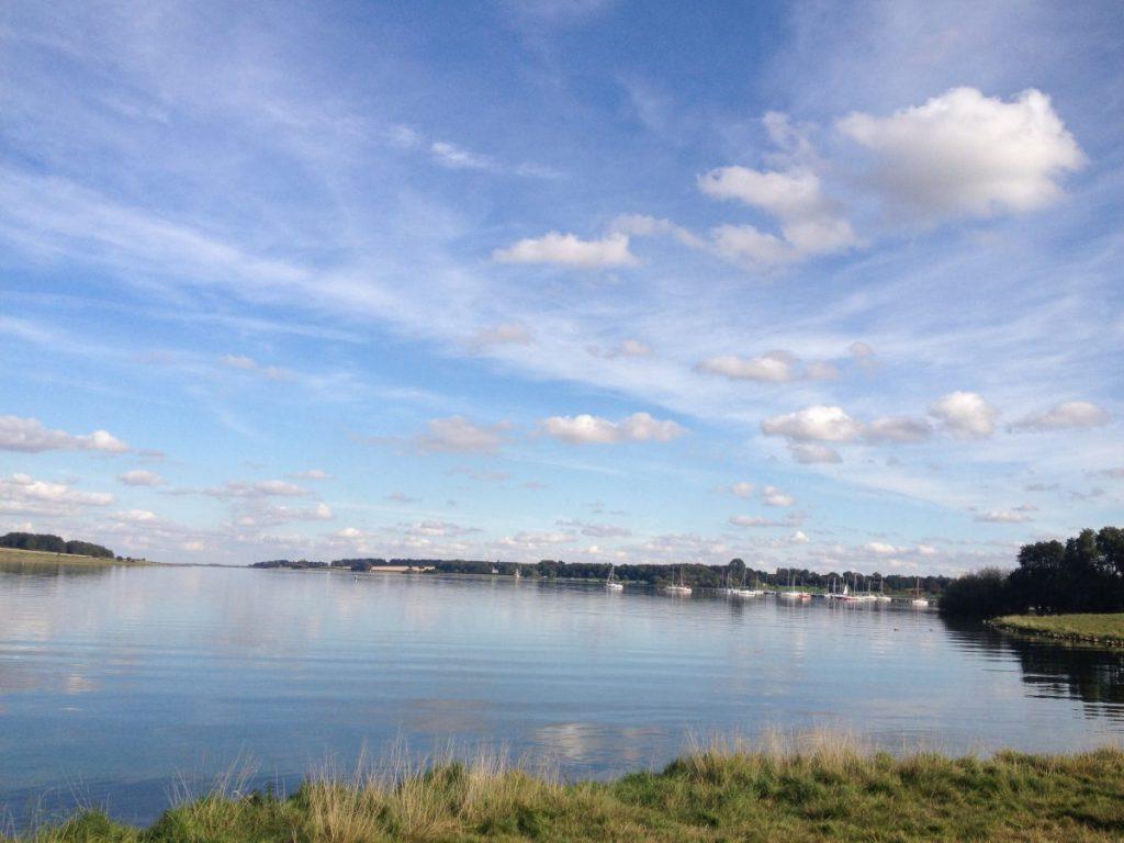 Crisp, sunny, autumn days at Rutland Water
