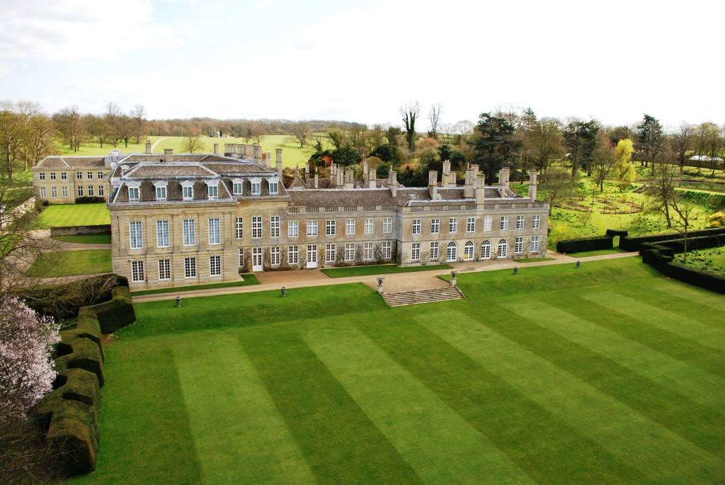 The English Versailles – Local setting for Hollywood Blockbuster!