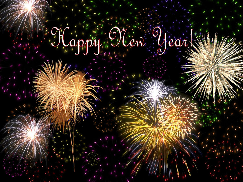 Happy New Year from Puddle Cottage!