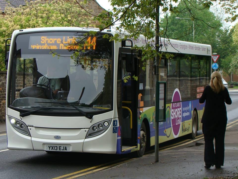 Rutland launches a new Shorelink bus service