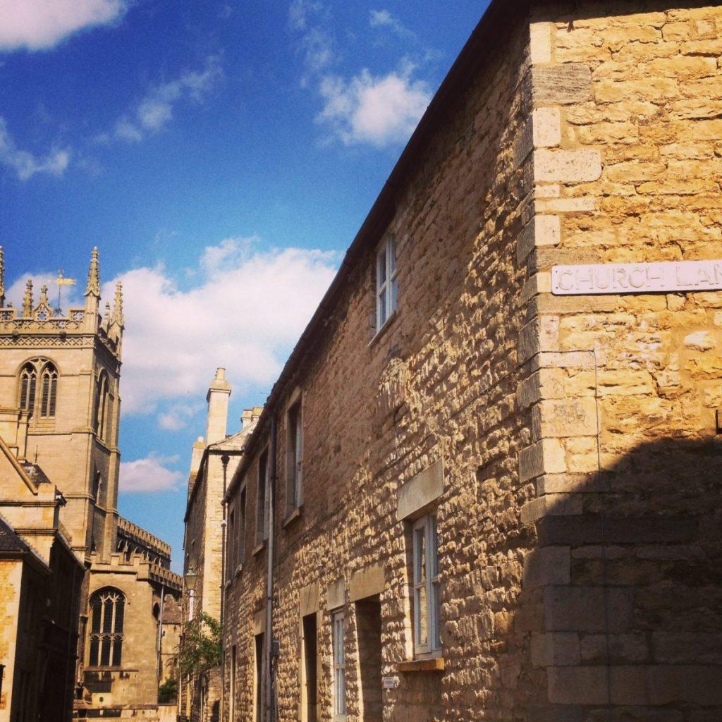 Beautiful Backstreets of Stamford