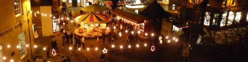 Christmas Markets in Oakham & Stamford 2013