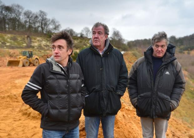 Rutland featured in Clarkson's last Top Gear
