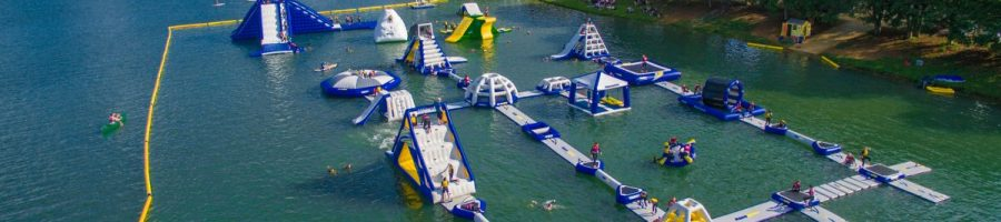 Rutland Water Aqua Park is now open!