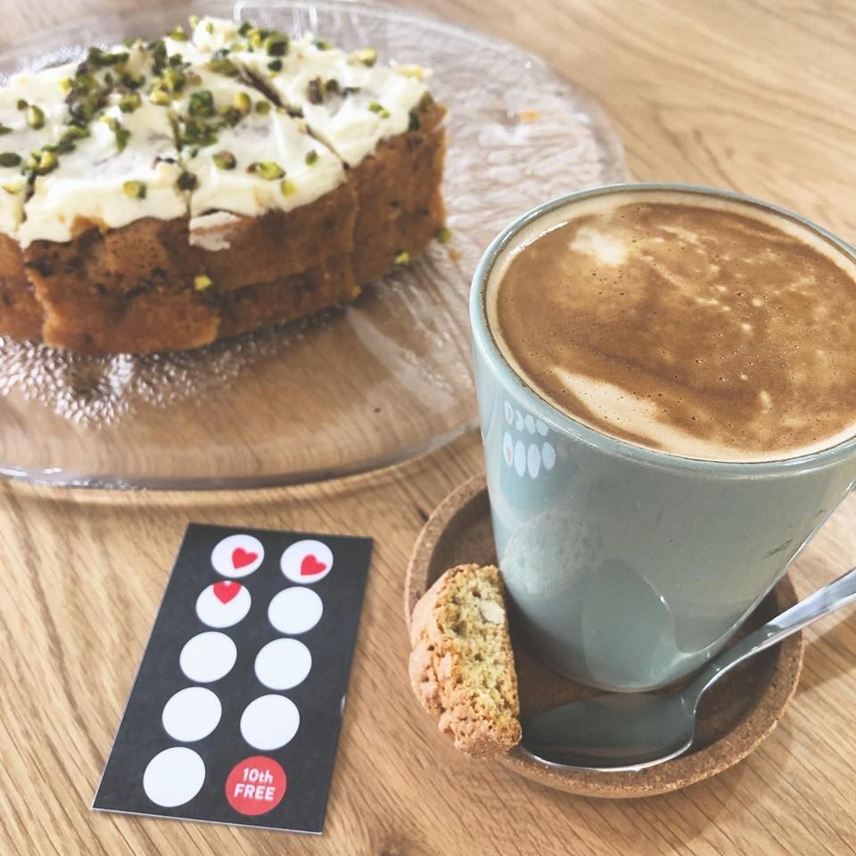 New Coffee Shop in Edith Weston