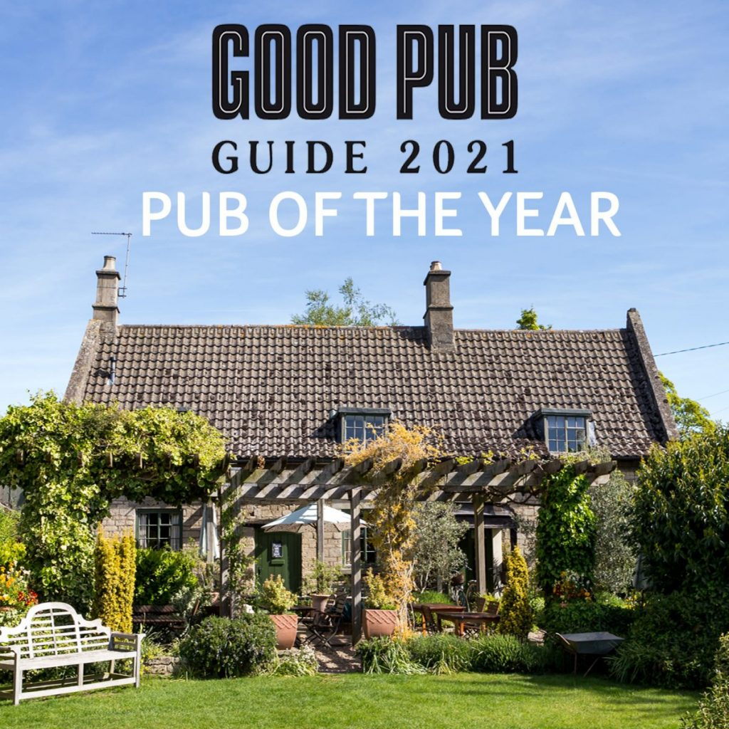 Rutland is home to the UK pub of the year